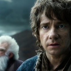 Behold THE HOBBIT: THE BATTLE OF THE FIVE ARMIES First Teaser Trailer, Poster, and More