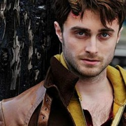 Daniel Radcliffe Ablaze in HORNS TV Spot