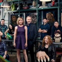 FACE OFF Goes Rock and Roll, Plus Check Out JIM HENSON'S CREATURE SHOP CHALLENGE