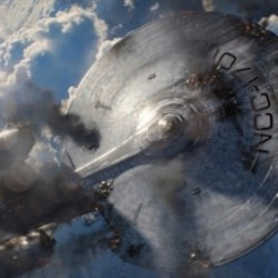 Paramount Releases Cinemosaic Poster and Pics for STAR TREK INTO DARKNESS