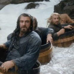 Happy THE HOBBIT: THE DESOLATION OF SMAUG Premiere Day! Celebrate With New Clip and Poster