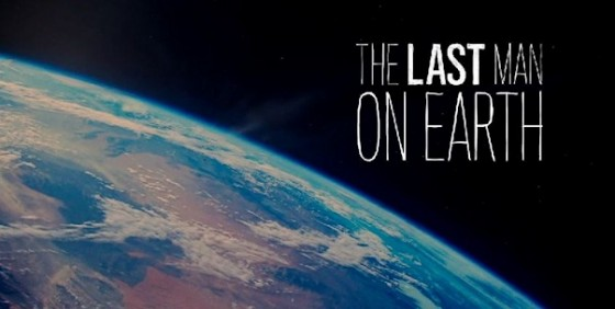 The Last Man on Earth logo with earth wide