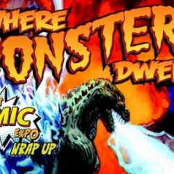 Godzilla Review and More on Tonight's WHERE MONSTERS DWELL