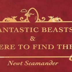 J.K. Rowling's FANTASTIC BEASTS AND WHERE TO FIND THEM To Be Movie Trilogy