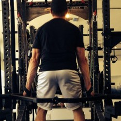 Jeremy Renner Hits the Weights and Social Media as He Begins Training for MISSION IMPOSSIBLE 5