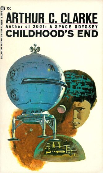 Childhoods End book cover