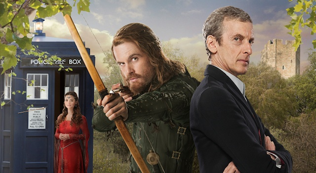 Doctor Who 803 Robin Hood cast wide1