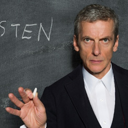 "Pics, TV Spot, Clip, and Synopsis for Freaky DOCTOR WHO Episode ""Listen"""