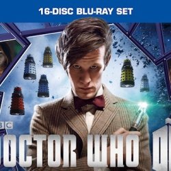 This Gorgeous DOCTOR WHO Limited Edition Blu-ray Set Will Top Your List