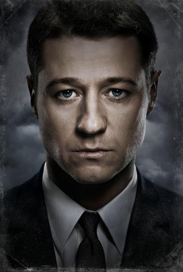 Gotham gallery portrait gordon