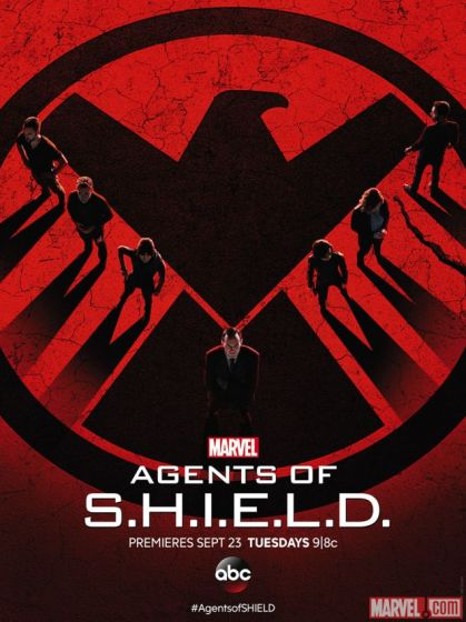 Marvel's Agents of SHIELD 201 poster