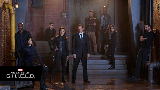 Marvel's Agents of SHIELD s2 cast
