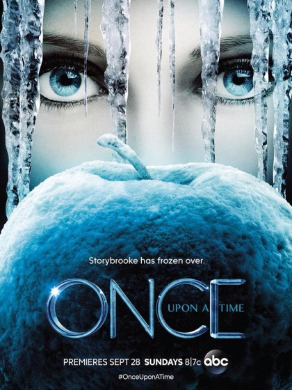 Once Upon a Time s4 poster