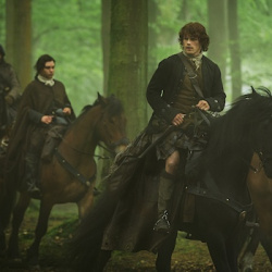 Mark Your Calendars for the OUTLANDER Spring Premiere and Prep for This Weekend's Midseason Finale