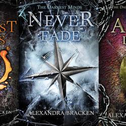 Enter to Win THE DARKEST MINDS Trilogy by Alexandra Bracken [CONTEST CLOSED]