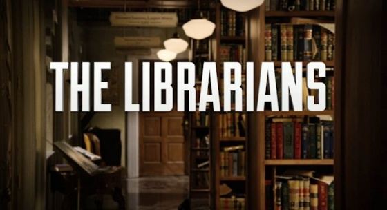 The Librarians logo wide1