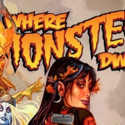 Dan Brereton Returns on This Week's WHERE MONSTERS DWELL