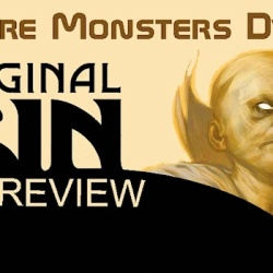 WHERE MONSTERS DWELL Reviews Marvel's Original Sin Event on This Week's Show