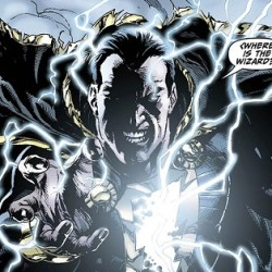 "Dwayne ""The Rock"" Johnson Confirms He's Black Adam"