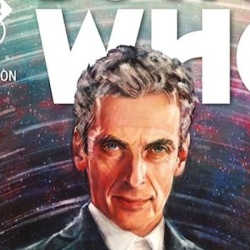 Check Out the DOCTOR WHO: THE TWELFTH DOCTOR #1 Trailer and Details