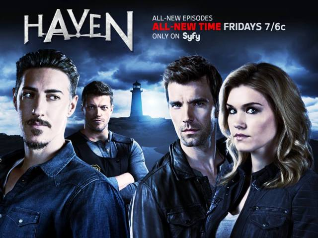 Haven s5 new day time