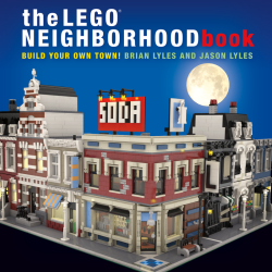 Book Review: The LEGO Neighborhood Book