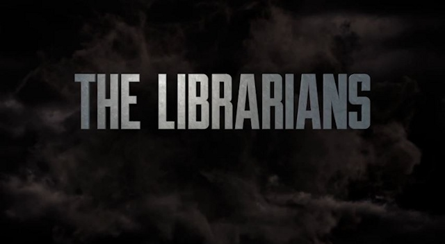 The Librarians logo smoke wide1
