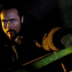 THE STRAIN's Kevin Durand Talks Fet, Keamy, The Walking Dead and More