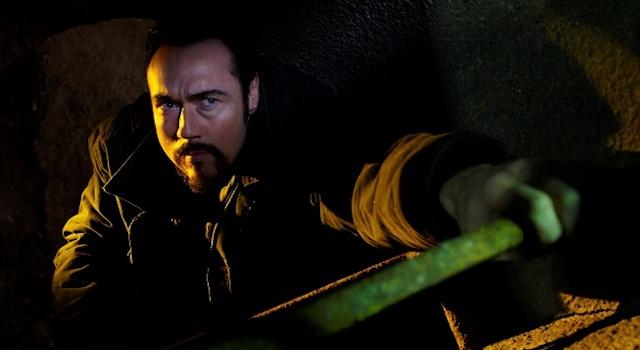 THE STRAIN -- Pictured: Kevin Durand as Vasiliy Fet. CR. Frank Ockenfels/FX