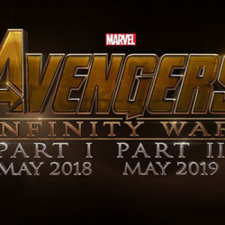 AVENGERS: INFINITY WAR, So Big It'll Need Two Movies
