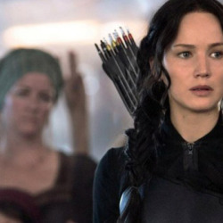 New Footage and Tears in This TV Spot for THE HUNGER GAMES: MOCKINGJAY PART 1