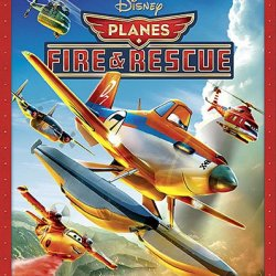 Blu-ray Review: Planes: Fire & Rescue