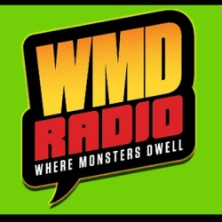 Graphic Novelist Andre Myette on WMD Radio