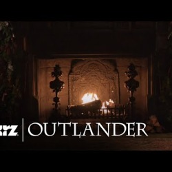 OUTLANDER Fans, Come Warm Yourselves by the Fire