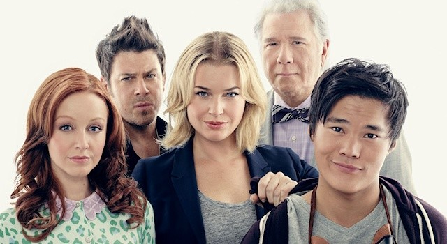 The Librarians cast wide1