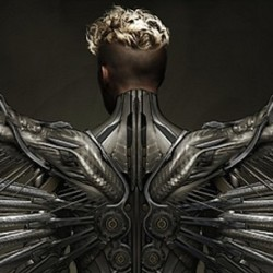 First Look! X-Men: Apocalypse Reveals Archangel Concept Art