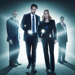 Fox Releases THE X-FILES Key Art Plus Sci-Fi-Filled Winter Schedule