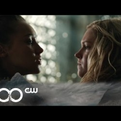 The Dropship: The 100 Podcast, Episode 3 (Trailer Analysis)
