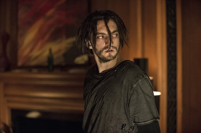"The 100 -- ""Wanheda: Part One"" -- Image HU301a_0185 -- Pictured: Richard Harmon as Murphy -- Credit: Cate Cameron/The CW -- © 2015 The CW Network, LLC. All Rights Reserved"