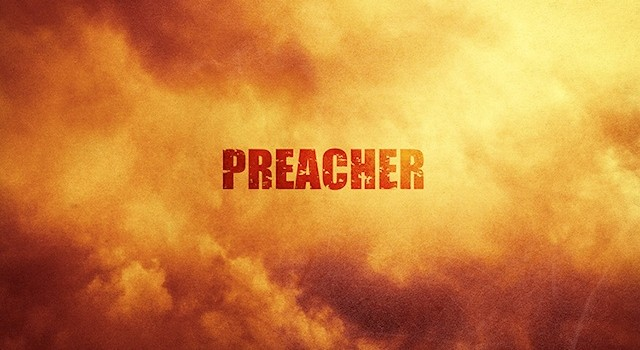 Check Out the PREACHER First Look Pics, Poster, and Trailer