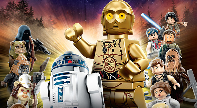 DVD Review: LEGO Star Wars: Droid Tales