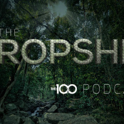 The Dropship: The 100 Podcast Interview with Eliza Taylor!
