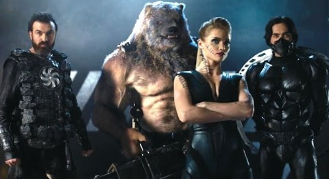 Check out this Trailer for the Russian Superhero Romp 'Guardians'
