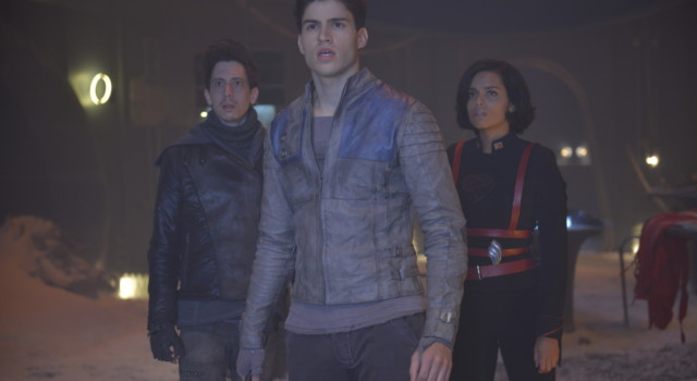 Get the Details on Syfy's KRYPTON, HAPPY! and NIGHTFLYERS